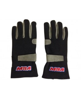 MSA Safety Sportsman Driving Gloves SFI3.3/5 Approved (Large)
