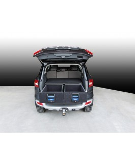 MSA 4x4 Double Drawer System Suitable For Ford Everest