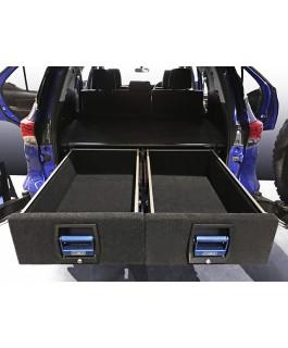 MSA 4x4 Double Drawer System Suitable For Toyota Fortuner