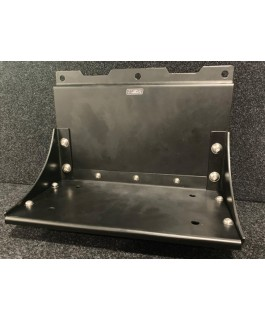 MSA 4x4 Compressor Mounting Plate Upright