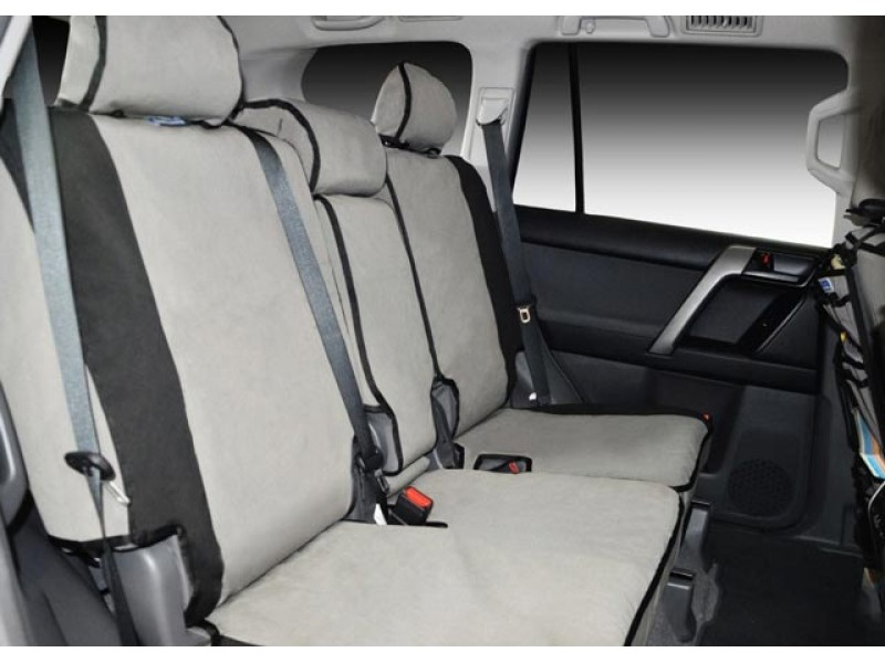 MSA 4X4 Premium Canvas Seat Covers Nissan Pathfinder R51