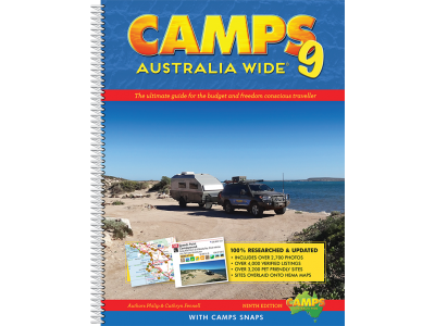 Camps Australia Wide 9 with Camp Snaps