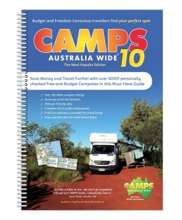 Camps Australia Wide 10 with Camp Snaps