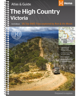 Victoria High Country Atlas and Guide
