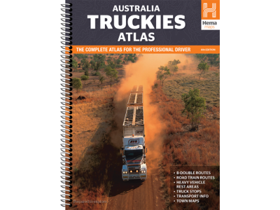 Australia Truckies Atlas