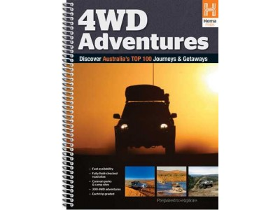 4WD Adventures Discover Australian Top 100 Journeys and Getaways