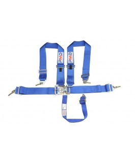 PMD 5 Point Race Harness (Blue)