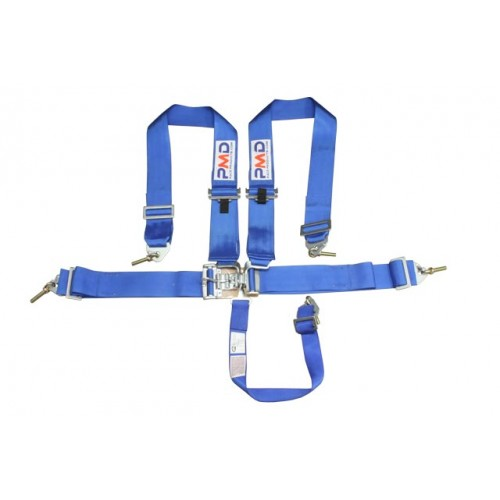 PMD 5 Point Race Harness (Blue) | Superior Engineering