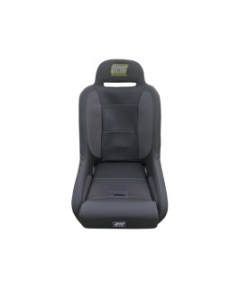 PRP Competition Elite Suspension Seat - Black/Black