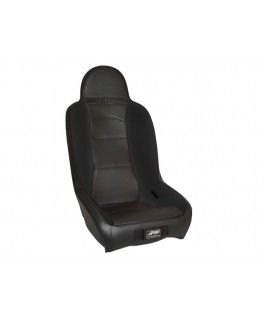 PRP RZR Highback Suspension Seat - Black/Black