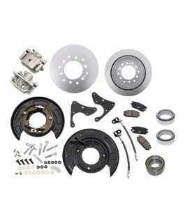 Pedders Trakryder Rear Disc Brake Conversion Kit Suitable For Ford Ranger PX-PXII-PXIII/Mazda BT-50