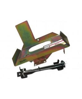 Battery Tray Suitable For Mitsubishi Triton MQ