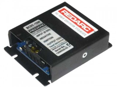 REDARC 6A DC/DC Battery Charger
