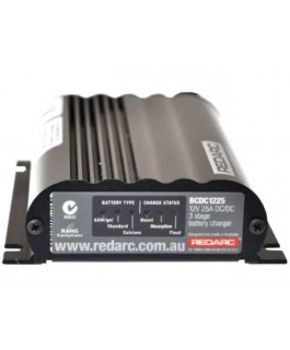 REDARC 25A In Vehicle Battery Charger/MPPT Regulator(Low Voltage Version)