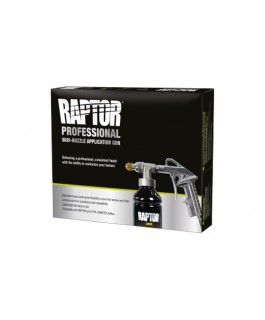 Raptor Coating Professional Vari-Nozzle Application Gun (Kit)