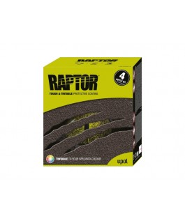 Raptor Coating 3.8L Kit (White) (Kit)