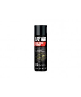 Raptor Coating Etch Primer Aerosol 450ml 374gm (Kit)