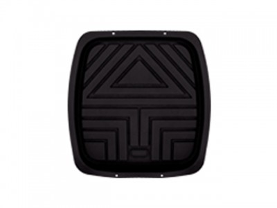 Deep Dish Floor Mat Rear (each)