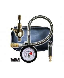 Mean Mother Tyre Deflator and Gauge Kit (Each)