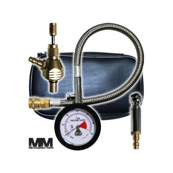 Mean Mother Tyre Deflator and Gauge Kit