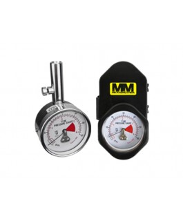 Mean Mother Tyre Pressure Gauge 60lb (Each)
