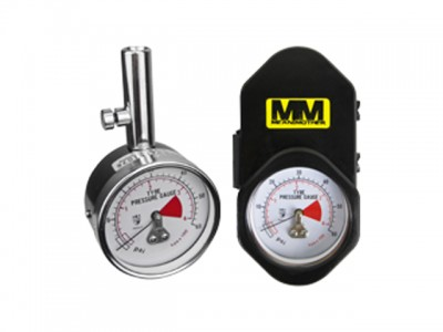 Mean Mother Tyre Pressure Gauge 60lb