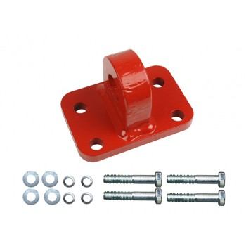 Superior Rated Tow Point Suitable For Nissan Patrol GQ/GU Heavy Duty Rear