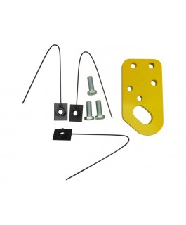 Towing Point Heavy Duty Suitable For Patrol GQ/GU (Side Chassis Mounting)