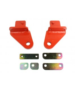Superior Towing Points Suitable For Nissan Navara NP300 (Heavy Duty)