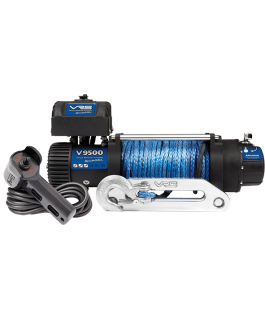 VRS Winch with Synthetic Rope - 12500lbs (Each)