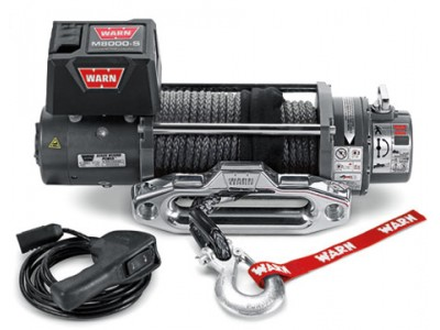 Warn Winch M8000s(Synthetic Rope)