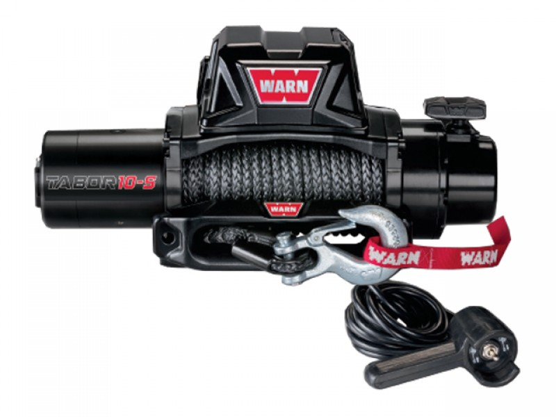 Warn Winch Tabor 10 S 10000lb Synthetic Rope