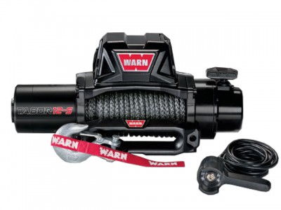 Warn Winch Tabor 12-S 12000lb (Synthetic Rope)