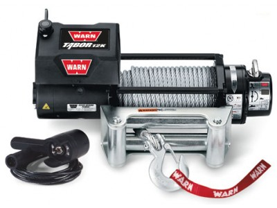 Warn Winch Tabor 12000lb(Steel Cable)