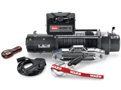 Warn WInch XDC9500s(Synthetic Rope)