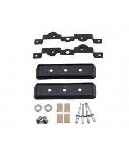 Rhino-Rack Quick Mount Ditch Bracket Suitable For Mitsubishi Triton Rear (Kit)