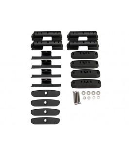 Rhino-Rack RCP Base Kit (x4) Suitable For Isuzu MU-X LS-T 12/2012 on (Kit)