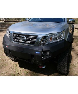 Rival Alloy Front Bumper Suitable For Nissan Navara NP300/D23