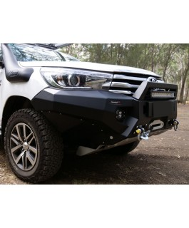 Rival Alloy Front Bumper Suitable For Toyota Hilux Revo 2018 on(Post Update)