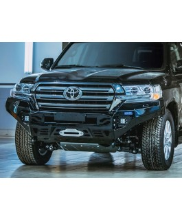Rival Alloy Front Bumper Suitable For Toyota Landcruiser VDJ200 2016 on