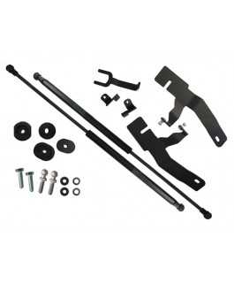 Rival Bonnet Strut Kit Suitable For Volkswagen Amarok with 10mm bolts on inner guard