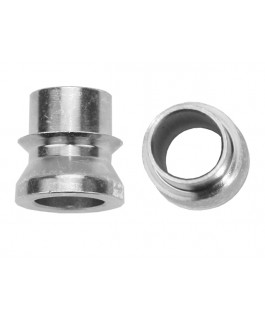 Misalignment Spacer 1 Inch to 14mm Stainless Steel (Patrol Width) (Each)