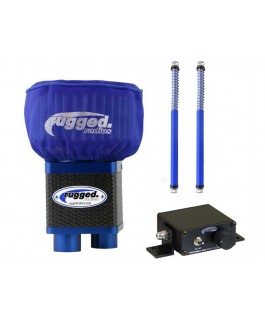 Rugged Radios M3 Two Person Big Boss Pack with Hoses & Variable Speed Controller