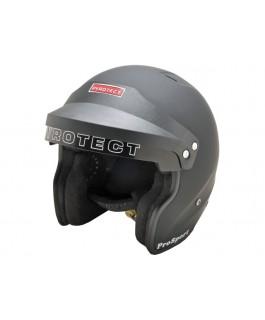 Pyrotect Prosport Open Face SA2015 Helmet (Flat Black)