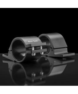 STEDI 48mm To 53mm Tube Clamp Bull Bar Mounting Brackets Black (Each)