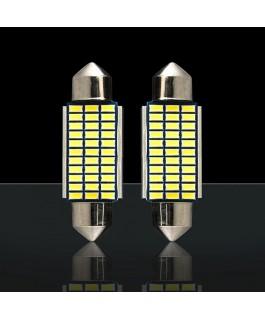 STEDI 2 Pack FESTOON SJ-3014 42MM LED Light