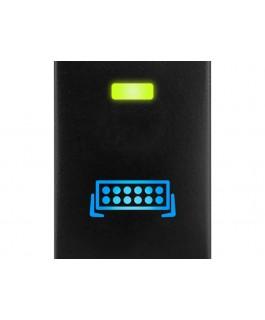 STEDI Short Type Push Switch Suitable for Toyota (LED Light Bar) (Each)