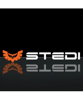 STEDI Banner Sticker 530mm X 80mm (Each)