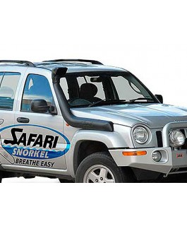 Safari 4x4 Snorkel Suitable For Jeep Cherokee KJ 3.7lt Petrol 2002 on V-Spec