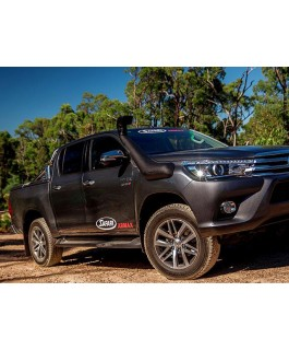 Safari 4x4 Snorkel Suitable For Toyota Hilux Revo Wide Body Models Only 2015 Onwards V-Spec